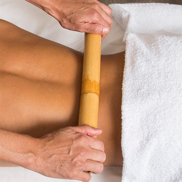 tarifas masaje bambuterapia