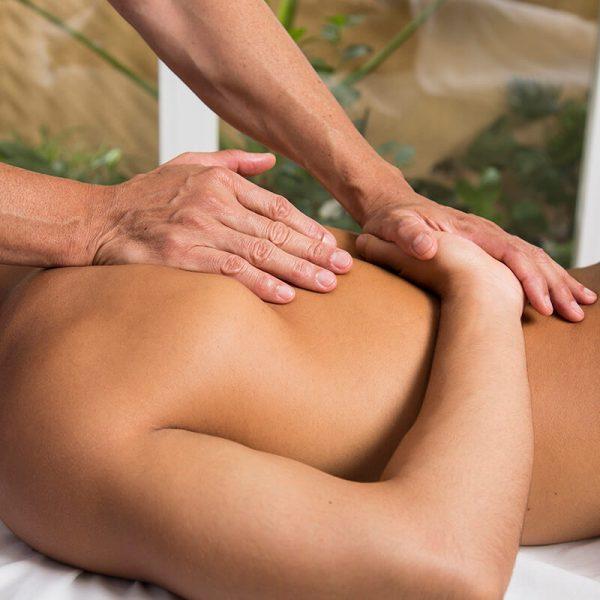 decontracting massage