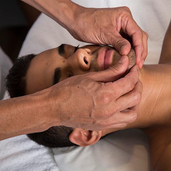 massage Crâniofacial